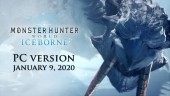 Iceborne PC Release Trailer