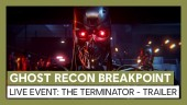The Terminator Live Event Trailer