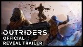 Official Announce Trailer