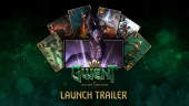 Gwent: The Witcher Card Game - Android Launch Trailer