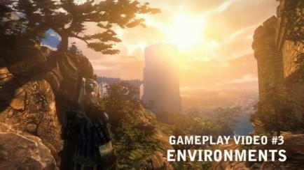 Gameplay Video #3: Environments