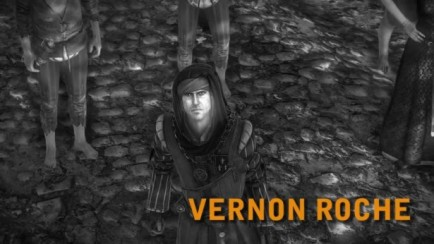 Characters 1 - Vernon Roche