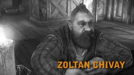 Characters 3 - Zoltan Chivay