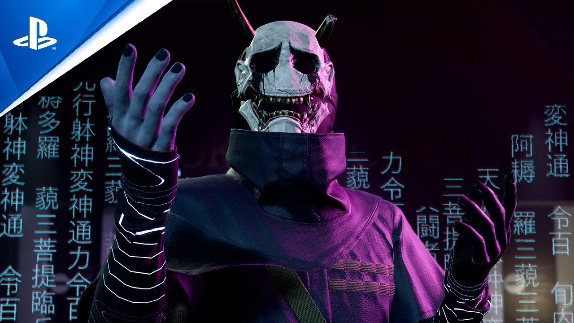 Nieuwe trailer van Ghostwire: Tokyo getoond tijdens