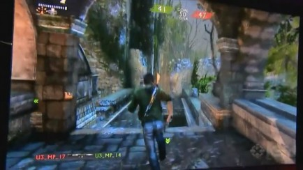 Gameplay Off-Screen Footage