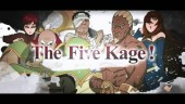The Five Kage!