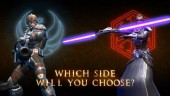 Choose Your Side: Trooper vs. Sith Inquisitor