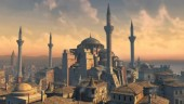 Behind Constantinople