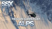 Region Gameplay - The Alps