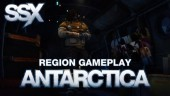 Region Gameplay - Antarctica