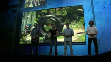 E3 2012 Co-op Gameplay Walkthrough Demo