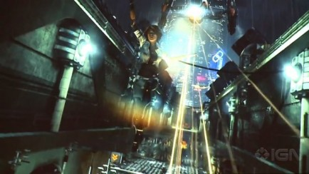 Captain Trace Mission Demo (Gamescom 2012)