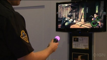 E3 2010 - PlayStation Move Demo Commentary