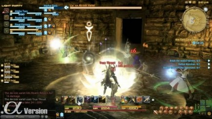 Instanced Dungeons (Alpha)