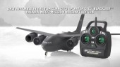 Flying High with the C-147B Paladin Aircraft