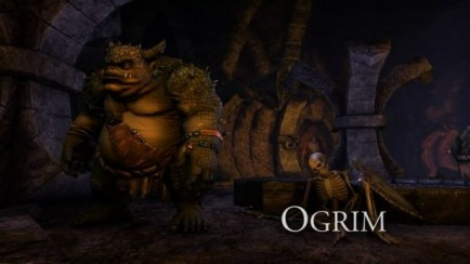 Creating ESO – The Ogrim