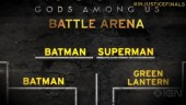 Batman vs Superman Battle Arena