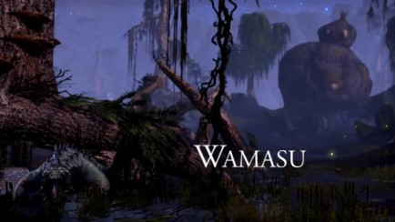 Creating ESO - The Wamasu