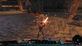 Gameplay - Sith Warrior Combat
