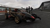Direct Feed Gameplay - Ariel Atom at Silverstone